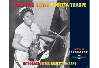 Sister Rosetta Tharpe - Vol. 5 - Integrale 1953 - 1957 - (CD)