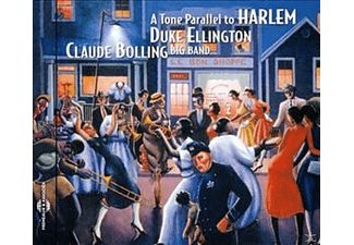 Claude Big Band Bolling - A Tone Parallel To Harlem - (CD)