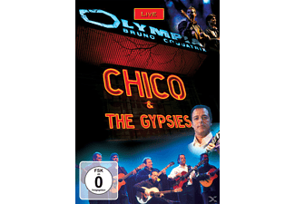 The Gypsies - LIVE AT THE OLYMPIA - (DVD)