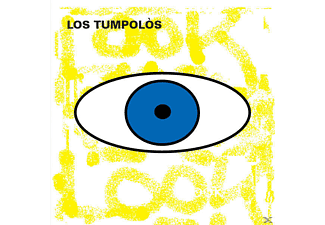 Los Tumpolos - The Look - (CD)