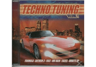 Various - Techno Tuning 1 - (CD)