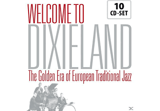 Barber,Chris's Jazzband/Colyer,Ken's Jazzmen/+ - Welcome To Dixieland-The Golden Era Of European Traditional Jazz [CD]