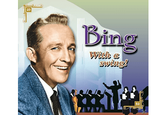 Bing Crosby - Bing-With A Swing! - (CD)