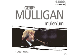 Gerry Mulligan - Gerry Mulligan: Mullenium [CD]