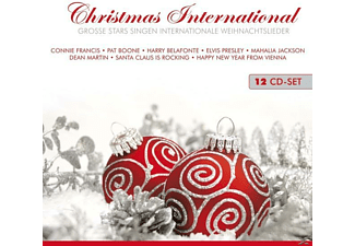 Presley/Jackson/Martin/Autry/Armstrong/+ - Christmas International - (CD)