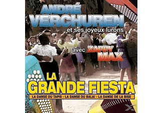 André Verchuren - La Grande Fiesta - (Maxi Single CD)