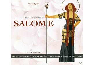 VARIOUS - Salome [Doppel-Cd] - (CD)