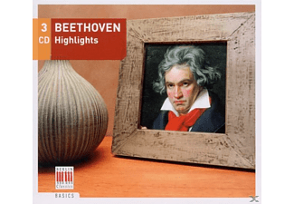 VARIOUS - Beethoven:Highlights - (CD)