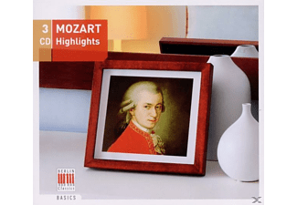 VARIOUS - Mozart Highlights - (CD)