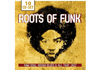 VARIOUS - Roots Of Funk - (CD)