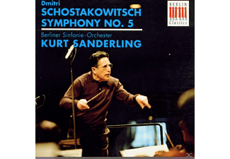 Kurt Sanderling, Beso, Kurt/beso Sanderling - Sinfonie 5 Op.47 - (CD)