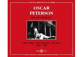 Oscar Peterson - The Quintessence 1950-1958 - (CD)