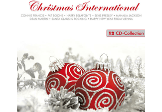 VARIOUS - Christmas International [CD]
