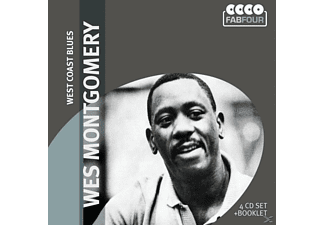 Wes Montgomery - Wes Montgomery: West Coast Blues [CD]