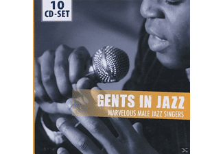 VARIOUS - Gents In Jazz [CD]