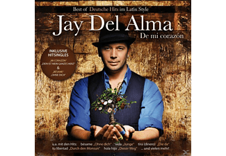 Jay Del Alma - De Mi Corazon-Best Of Deutsche Hits Im Latin Sty [CD]