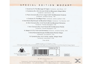 Rpo;Royal Philharmonic Orchestra - Special Edition Mozart - (CD)