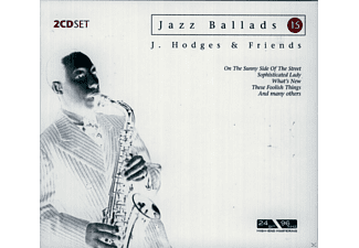 Johnny Hodges - Jazz Ballads 15 - (CD)