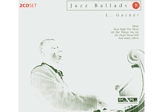 Erroll Garner - Jazz Ballads 9 - (CD)