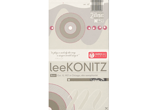 Lee Konitz - Sound-Lee / 317 East 32nd (Modern Jazz Archive Series) - (CD)