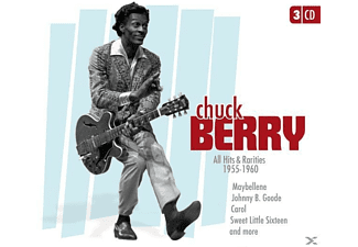 Chuck Berry - Chuck Berry: All Hits And Rarities 1955-1960 - (CD)