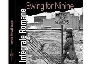Romane - Swing For Ninine - (CD)