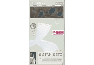 Stan Getz - Strike Up The Band / Nature Boy (Modern Jazz Archive Series) - (CD)