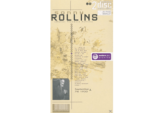 Sonny Rollins - The Stopper / Oleo (Modern Jazz Archive Series) - (CD)