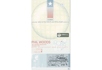 Phil Woods - Anything Goes / Captain Blued (Modern Jazz Archive Series) - (CD)