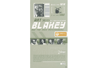 Art Blakey - Now's The Time / Moanin' (Modern Jazz Archive Series) [CD]