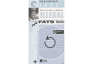 Fats Waller - Fats Waller Stomp / Fractious Fingering (Classic Jazz Archive Series) - (CD)