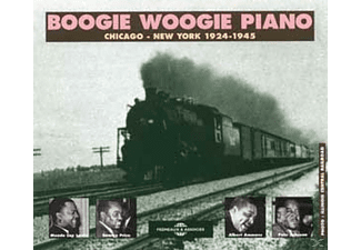 VARIOUS - BOOGIE WOOGIE PIANO Chicago/New York 1924-1940 - (CD)