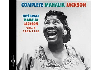 Mahalia Jackson - The Complete Vol.8-1957-1958 - (CD)