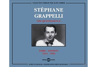 Stéphane Grappelli - Paris-London 1933-1958 - (CD)