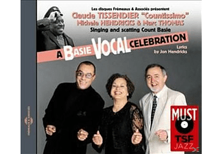 TISSENDIER,CLAUDE/HENDRICKS,MICHELE/THOMAS,MARC - Countissiomo-A Basie Volcal Celebration - (CD)