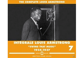 Louis Armstrong - Swing That Music-The Complete Vol.7 1934-1937 - (CD)