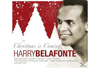 Harry Belafonte - Harry Belafonte-Christmas Is Coming - (CD)