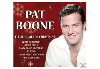 Pat Boone - Pat Boone-I'll Be Home For Christmas - (CD)