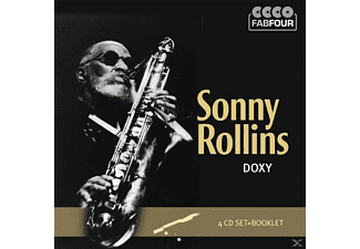 Sonny Rollins - Sonny Rollins: Doxy [CD]