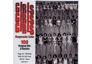 Various Oldies - Girls Girls Girls Hauptsache Liebe - (CD)