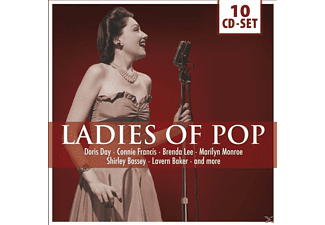 Day,Doris/Francis,Connie/Page,Patti/+ - Ladies Of Pop [CD]