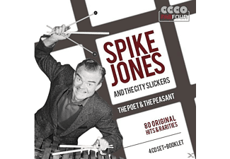 Spike Jones&The City Clickers - The Poet&The Peasant - (CD)