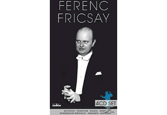 Ferenc Fricsay - Portrait- Bookformat - (CD)