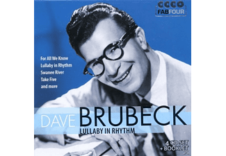 Dave Brubeck - Lullaby In Rhythm - (CD)