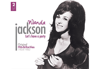 Wanda Jackson - Wanda Jackson: Let's Have A Party [CD]