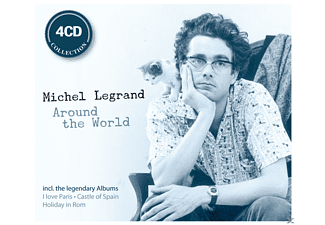 Michel Legrand - Around The World - (CD)