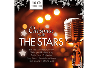 Div Weihnachten, Sinatra/Presley/Como/Anka/Clooney/+ - Christmas With The Stars - (CD)