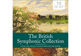 Douglas Bostock - The British Symphonic Collection [CD]