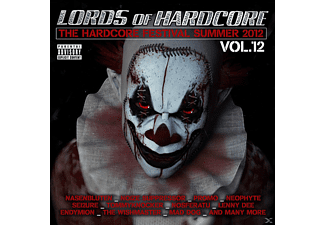 VARIOUS - Lords Of Hardcore Vol.12 - (CD)