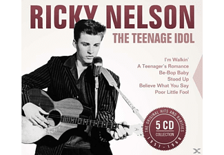 Rick Nelson - Ricky Nelson: The Teenage Idol [CD]